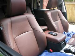2015 07-18 15 4Runner Red Rock Interior (5)
