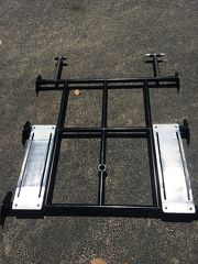 2015 07-30 15 4Runner Roof Rack Build (1)